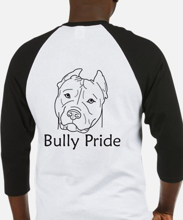 Bully Pride Baseball Jersey