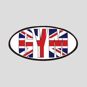GYM UK Patch