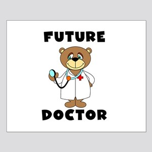 Future Doctor Small Poster