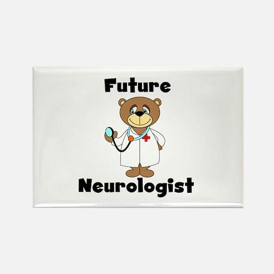 Future Neurologist Rectangle Magnet