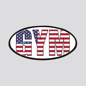 GYM USA Patch