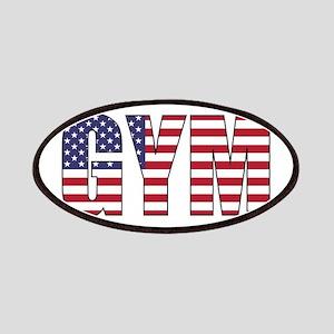 GYM USA Patch