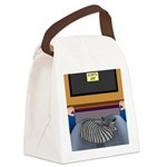 Cats Life Canvas Lunch Bag