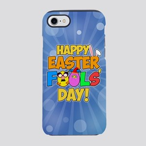 Happy Easter Fools' Day! iPhone 8/7 Tough Case