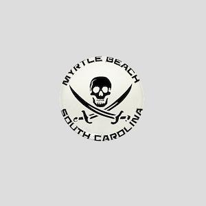 South Carolina - Myrtle Beach Mini Button