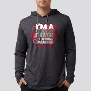 Delivery Driver Long Sleeve T-Shirt