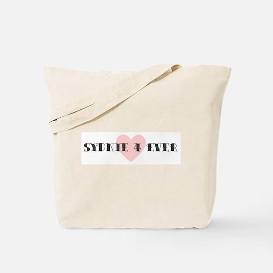 Sydnie 4 ever Tote Bag