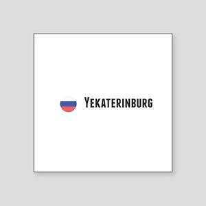 Yekaterinburg Sticker