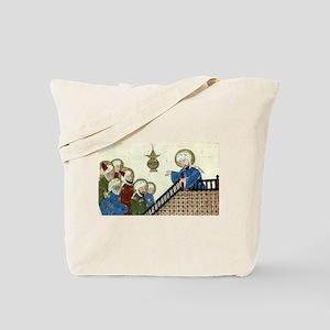 17th Century Illustration of Muhammed Tote Bag