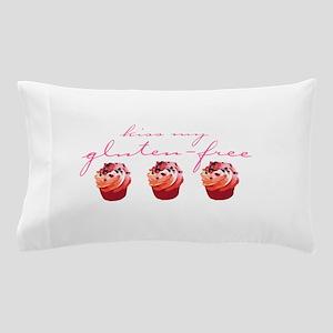 Kiss My Gluten-Free (Cupcakes) Pillow Case
