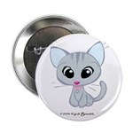 "Babies and Kittens 2.25"" Button"