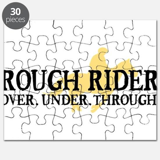 Rough Rider Puzzle