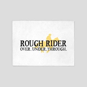 Rough Rider 5'x7'Area Rug