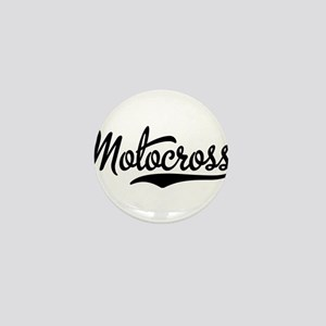 Motocross Mini Button