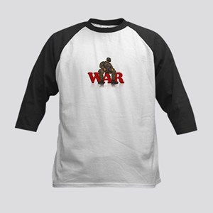 War! Kids Baseball Jersey