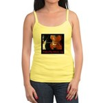 Viols in Our Schools Jr. Spaghetti Tank