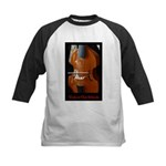 Viols in Our Schools Kids Baseball Jersey