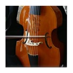 Viols in Our Schools Viola da Gamba Tile Coaster