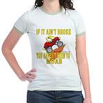 Ain't Broke Jr. Ringer T-Shirt