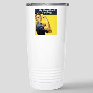 Rosie the Riveter's Pimp Hand Mugs