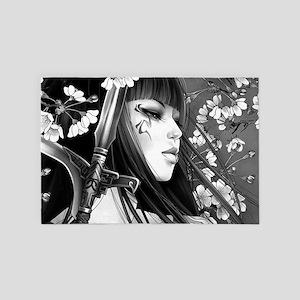 Geisha 4' x 6' Rug