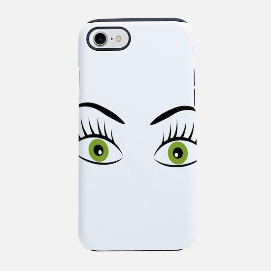 eyes iPhone 8/7 Tough Case