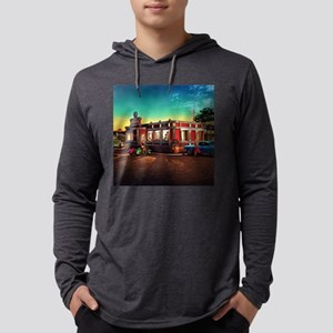 Vintage Restaurant Long Sleeve T-Shirt