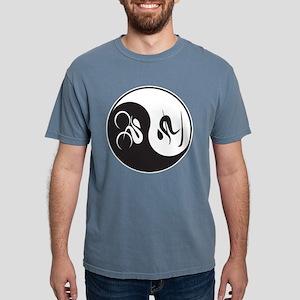 Bike-Ski Yin Yang T-Shirt