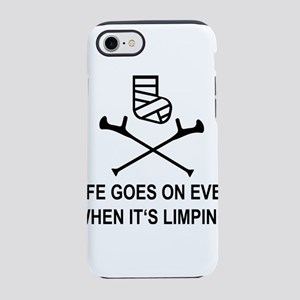 Life goes on, even when it's iPhone 8/7 Tough Case