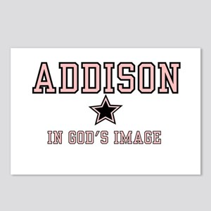 Addison - Name Team Postcards (Package of 8)