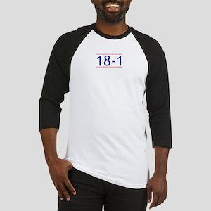 18-1 Baseball Jersey