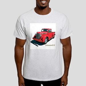 The Diamond T Light T-Shirt