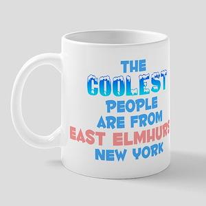 Coolest: East Elmhurst, NY Mug