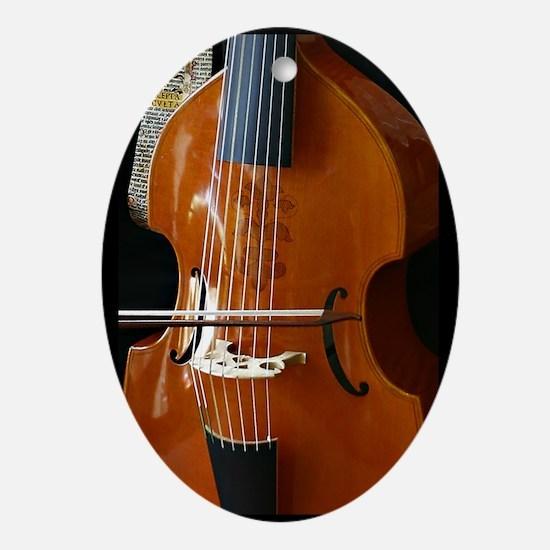 Viols in Our Schools Viola da Gamba Ornament