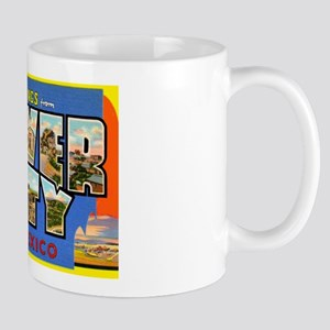 Silver City New Mexico Greetings Mug