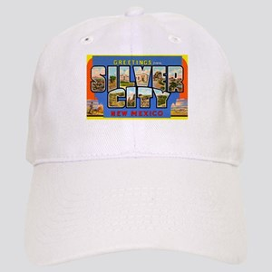 Silver City New Mexico Greetings Cap