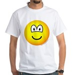 Emoface White T-Shirt