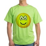 Emoface Green T-Shirt