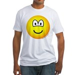 Emoface Fitted T-Shirt