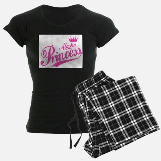 Alaska Princess Pajamas