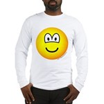 Emoface Long Sleeve T-Shirt