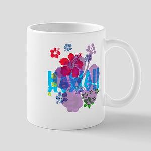 Hawaii Hibiscus Mug