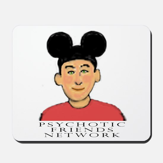 Psychotic Friends Network Mousepad
