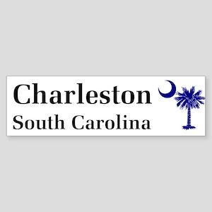 Charleston South Carolina Bumper Sticker