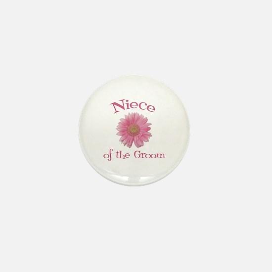Daisy Groom's Niece Mini Button