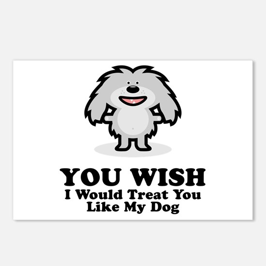 You Wish Postcards (Package of 8)