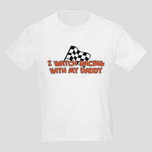 24 Racing Daddy Kids Light T-Shirt