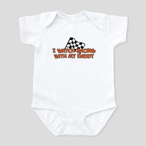24 Racing Daddy Infant Bodysuit
