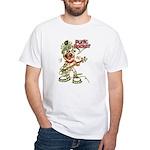 Punk Rocker White T-Shirt