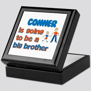 Conner - Going to be a Big Br Keepsake Box
